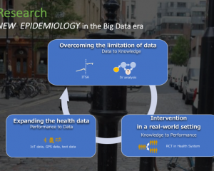 Research: NEW EPIDEMIOLOGY in the Big Data era